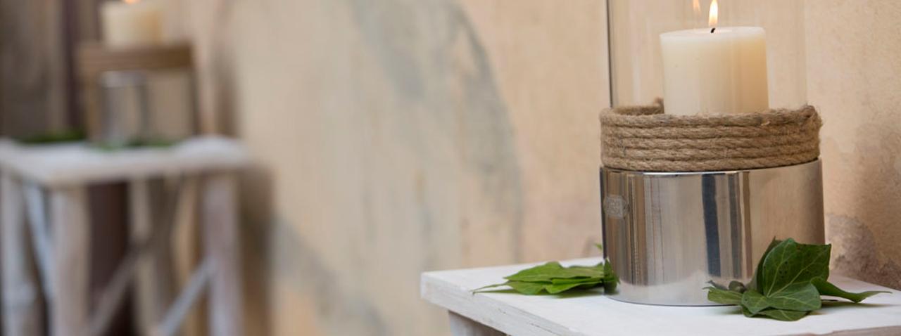 Ideas para decorar con faroles antorchas y porta velas - Faroles portavelas exterior ...