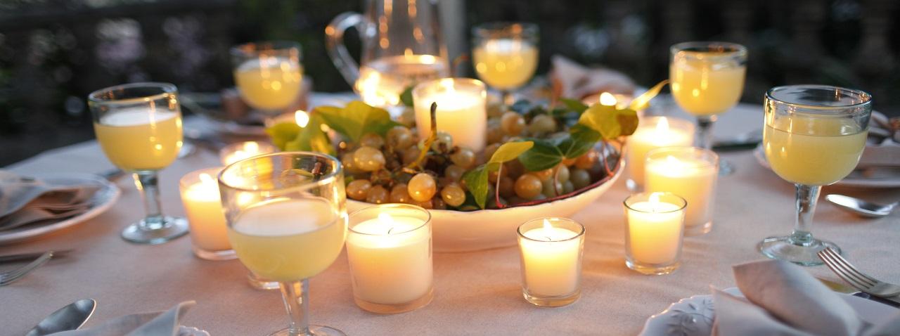 Velas para restaurantes velas para navidad decoraci n con - Decorar con velas ...