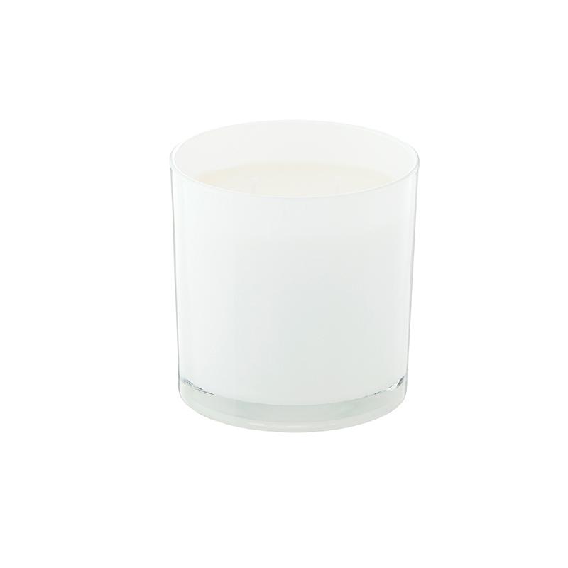 Vela vaso cristal blanco i vaso cristal blanco para vela i - Vasos grandes cristal ...