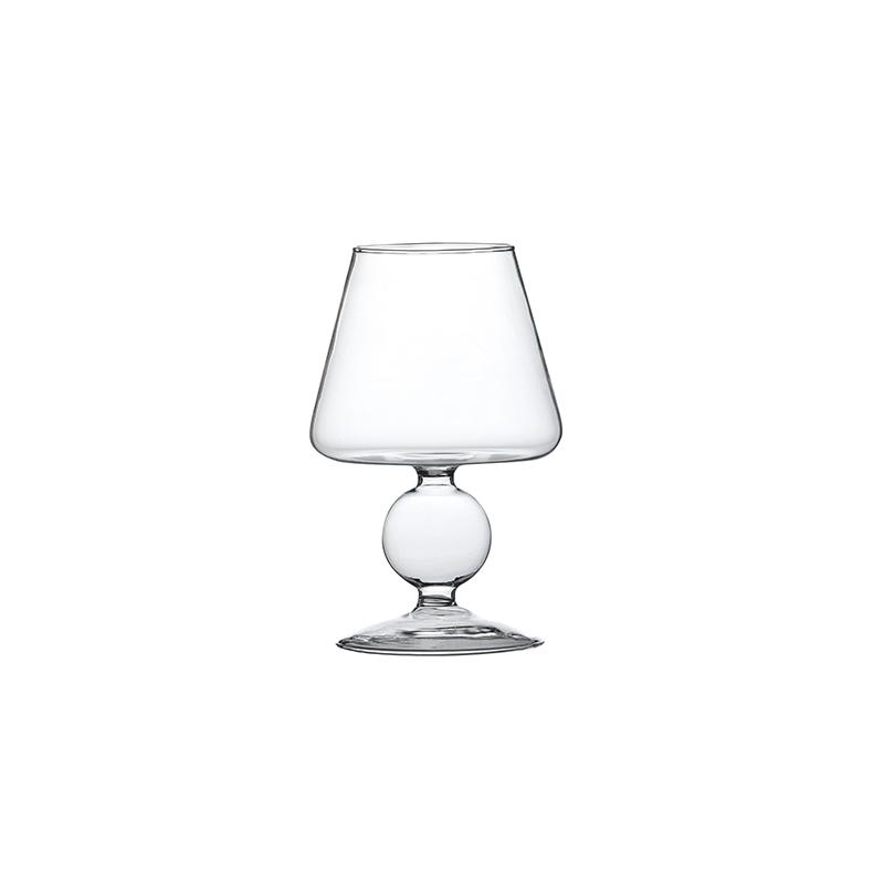 Portavelas de cristal lampara milan portavelas de vidrio - Portavelas cristal ...