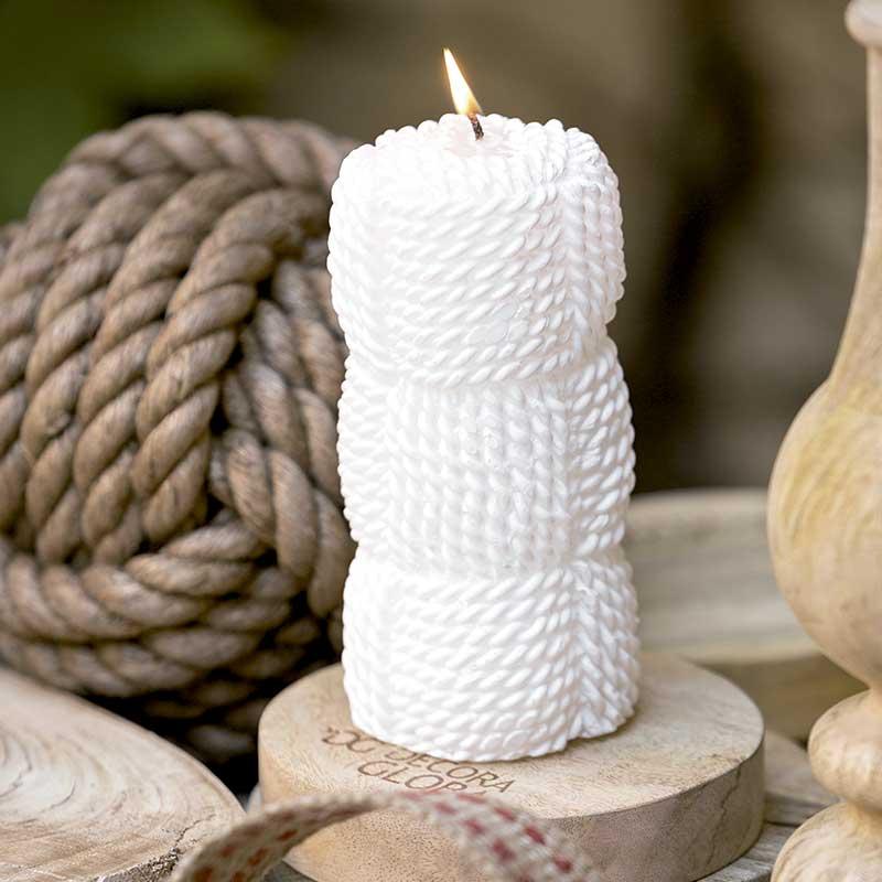 Bases de madera para velas grande portavelas de madera - Base de vela ...